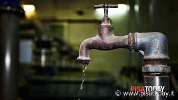 Lavori sulla rete idrica a San Giuliano Terme: strade senz'acqua - PisaToday