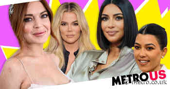Keeping Up With the Kardashians replaced unmade Lindsay Lohan show - Metro.co.uk