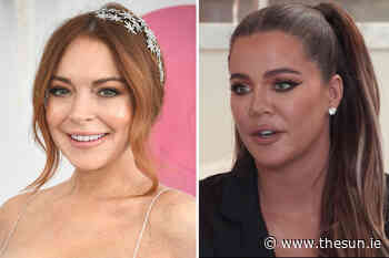 Khloe Kardashian tells Andy Cohen KUWTK was a 'Lindsay Lohan REPLACEMENT' and execs said they'd 'last one s... - The Irish Sun