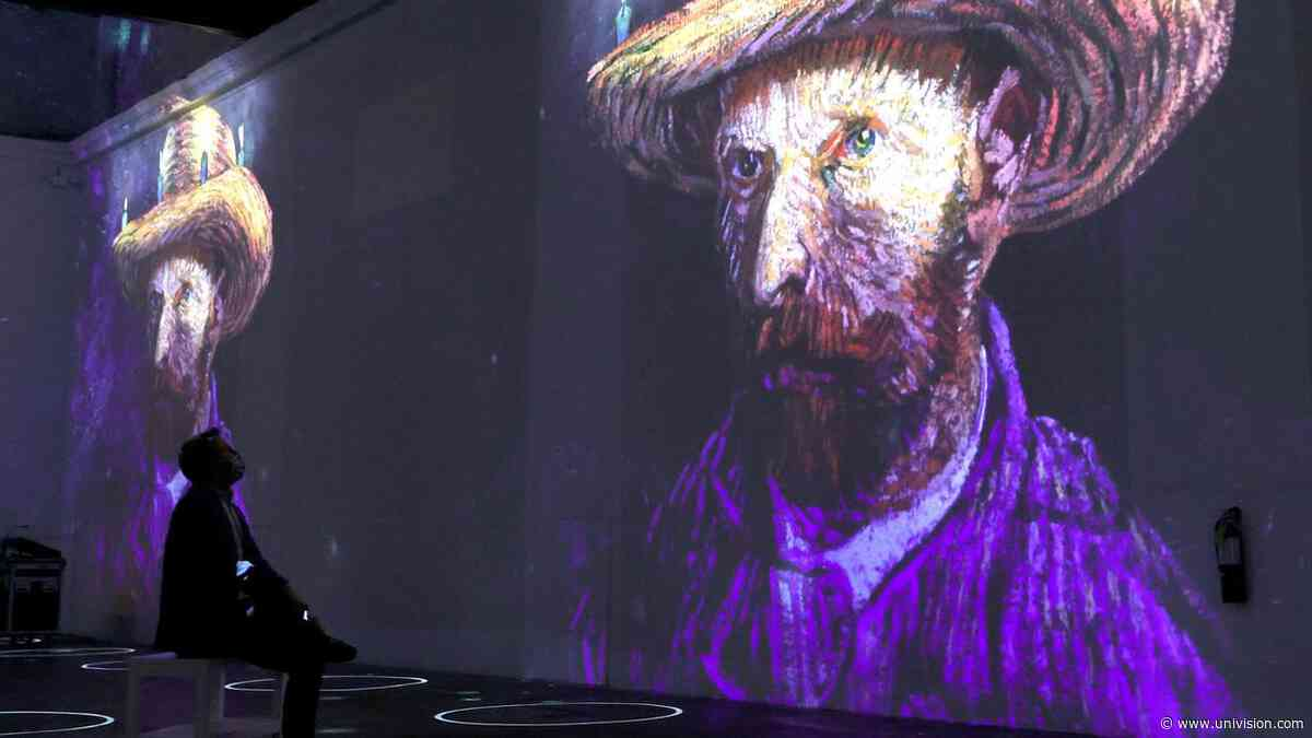 Dónde visitar la exposición de Van Gogh en San Francisco | Video | Univision 14 San Francisco KDTV - Univision