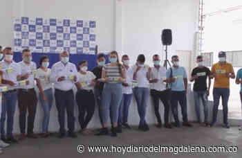 #ENVIDEO: Unimagdalena y Ariguaní garantizaron matrícula gratis para estudiantes - Hoy Diario del Magdalena