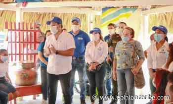 Corregimientos de Ariguaní reciben beneficios por parte de la Alcaldía - Opinion Caribe