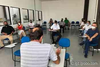 Prefeitura de Cerquilho intensifica protocolo sanitário de mercados e mercearias - G1