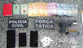 26/03 Senarc combate o tráfico de droga no Centro e na Madre Deus - Imirante.com