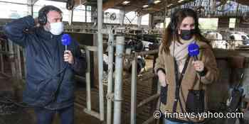 """La """"France bouge"""" dans le salon de la ferme expérimentale de Grignon - Yahoo Actualités"""