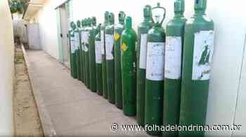 Ibaiti recebe novos respiradores e cilindros de oxigênio - Folha de Londrina