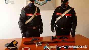Ferisce un connazionale con una carabina e poi minaccia i carabinieri: arrestato - VeronaSera