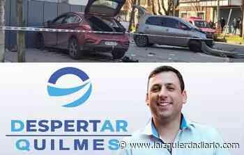 Excandidato de Espert mató a un automovilista cuando perseguía a quien robó su celular - La Izquierda Diario