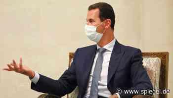 Syrien unterstützt den Libanon: Assads Sauerstoff-Deal - DER SPIEGEL