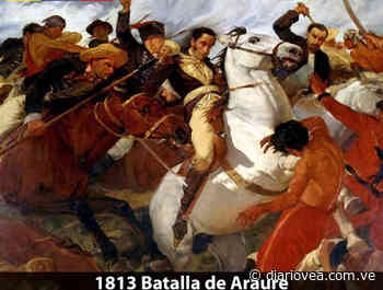 Batalla de Araure: Acción táctica de excepción – DiarioVea - Diario Vea