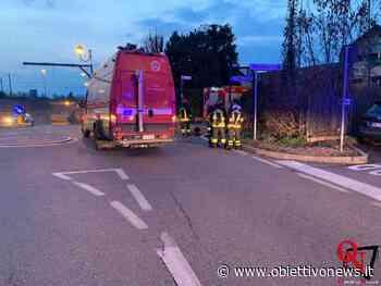 BORGARO TORINESE – Guasto ad una conduttura del gas; intervento dei Vigili del Fuoco in via Diaz - ObiettivoNews