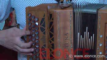 En el Día del Acordeonista, José Benavidez tocó en vivo por Elonce TV - Sociedad - Elonce.com