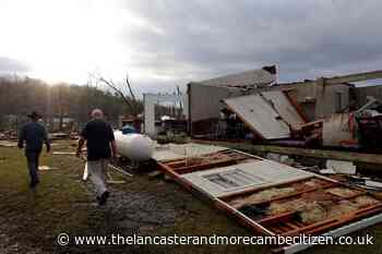 At least five dead after tornadoes rip across US Deep South - Lancaster and Morecambe Citizen
