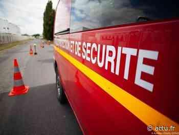 Le Plessis-Belleville : les pompiers interviennent sur une fuite de gaz, route de Paris - actu.fr