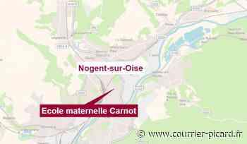 Nogent-sur-Oise: 500 personnes manifestent après une agression dans une école maternelle - Courrier Picard