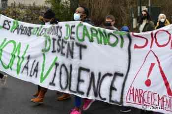 VIDEO. Nogent-sur-Oise : élèves, parents, élus et professionnels de l'éducation réunis contre la violence - actu.fr