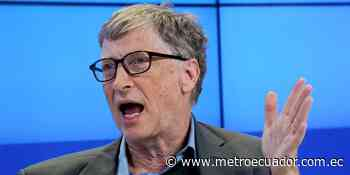 Bill Gates prevé lanzar toneladas de polvo de tiza a la estratosfera para enfriar la Tierra - Metro Ecuador