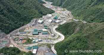 En la planta de la mina de oro de Buriticá encontraron sin vida a una de sus trabajadoras - Blu Radio