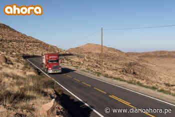 Autopista unirá Cieneguiila con La Oroya - DIARIO AHORA