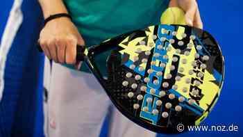 Padel-Tennis: TC Altenberge-Erika setzt Zeichen - noz.de - Neue Osnabrücker Zeitung