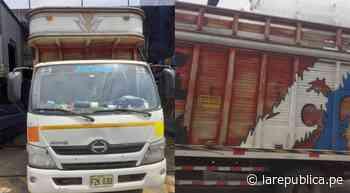 Huaral: engañan a transportista y le roban su camión valorizado en $ 28.000 - LaRepública.pe