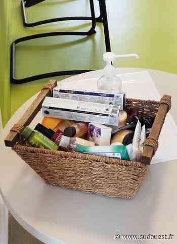 Beautiran : collecte de produits d'hygiène par le conseil municipal des jeunes - Sud Ouest