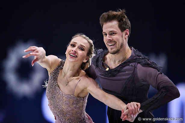 Sinitsina and Katsalapov strike gold in Stockholm