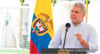 Iván Duque entrega la Institución Educativa Miguel de Cervantes Saavedra en Guacarí - Colombia.com