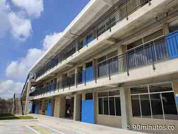 Primer 'Colegio 10' fue inaugurado en Guacarí, Valle del Cauca - 90 Minutos