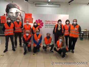Covid, prosegue a Castel Maggiore l'impegno dei volontari - sassuolo2000.it - SASSUOLO NOTIZIE - SASSUOLO 2000