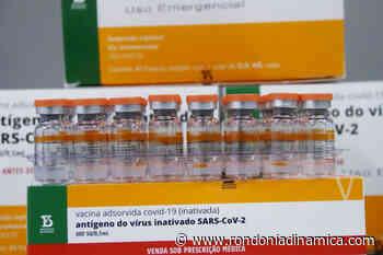 Ouro Preto do Oeste e Jaru finalizam aplicação de primeira dose da vacina contra Covid-19 - Rondônia Dinâmica