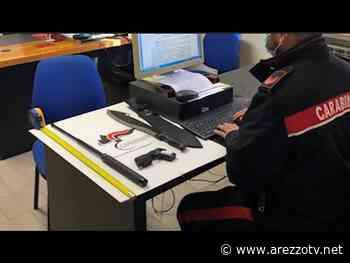 "Terranuova Bracciolini(Ar). Chiama i carabinieri urlando: ""ho una pistola carica!"": denunciato - arezzotv.net"