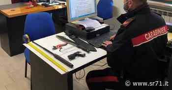 "Terranuova Bracciolini, chiama i carabinieri e dice ""ho la pistola... - Sr 71"