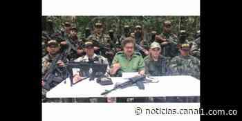 Reaparece el líder de la 'Segunda Marquetalia', Iván Márquez - Canal 1