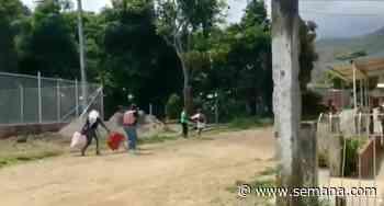 Atención: se han presentado combates en Caloto entre grupos armados y Ejército nacional - Semana