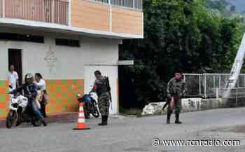 Disidencias secuestran a un funcionario del CTI en Caloto, Cauca - RCN Radio