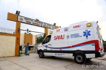 La Libertad: entregan ambulancias a las provincias de Pataz y Ascope - Agencia Andina
