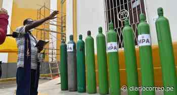 La Libertad: Ascope adquiere 30 balones para recarga de oxígeno medicinal - Diario Correo