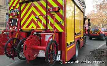 17 mai 2020 UZES Une femme blessée lors d'un feu d'appartement - Objectif Gard