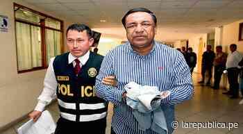 Lambayeque: dictan prisión preventiva contra exalcalde Willy Serrato [VIDEO] LRND - LaRepública.pe