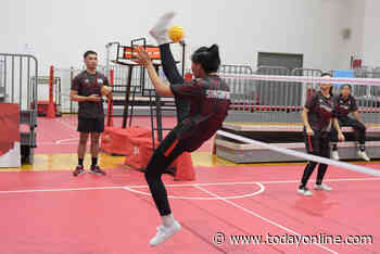 'A long time coming': Singapore Sepak Takraw Federation forms first women's national team - TODAYonline