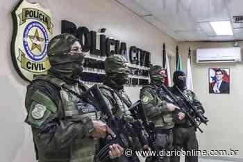 PC acaba com esquema internacional de drogas em Barcarena - DOL - Diário Online