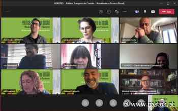 Webinars promovidos pela ADREPES Associacao de Desenvolvimento Regional da Peninsula de Setubal br - Rostos On-line - Rostos