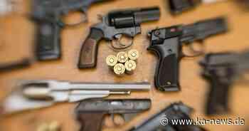 Scharfe Munition bei Eggenstein-Leopoldshafen gefunden und kontrolliert ... | ka-news - ka-news.de