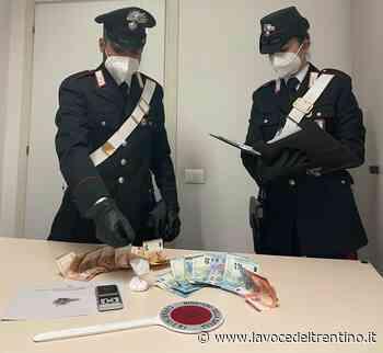 Mezzolombardo, 21 enne di Lavis trovato in possesso di 22 grammi di cocaina. Arrestato - la VOCE del TRENTINO