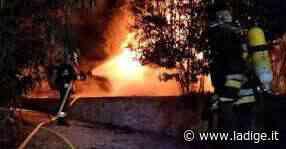 Incendio in un'abitazione a Mezzolombardo - l'Adige - Quotidiano indipendente del Trentino Alto Adige