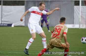 VfB Stuttgart II - U21 verliert nach Platzverweis für Holger Badstuber den Faden - Stuttgarter Zeitung