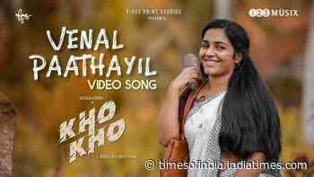 Kho Kho | Song - Venal Pathayil - Times of India