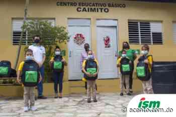 Industrias San Miguel entrega kits escolares a 150 niños de El Caimito - Acento