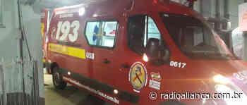 Criança fica gravemente ferida em queda de bicicleta em Ipira - Rádio Aliança 750khz